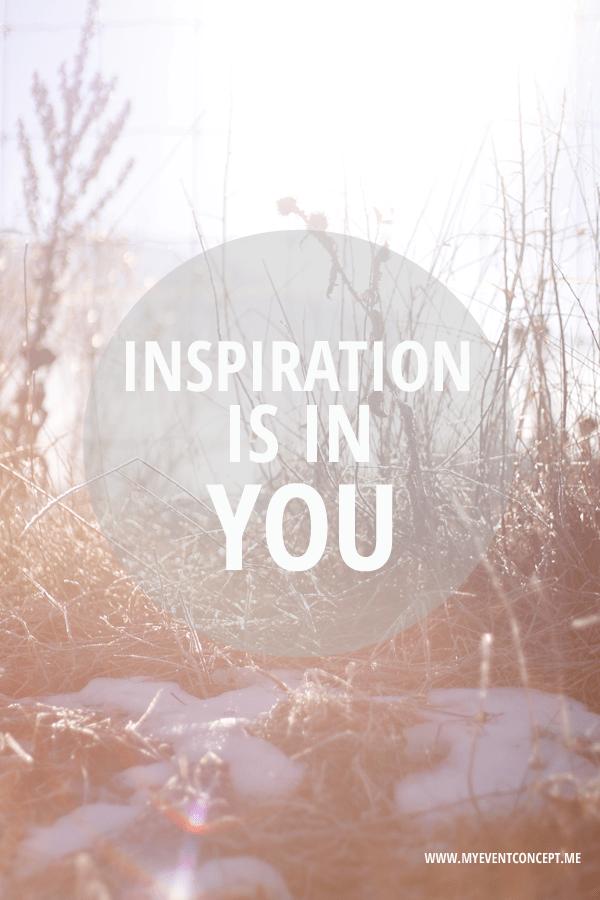 INSPIRATIONISINYOU