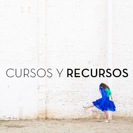RECURSOS Y CURSOS