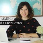 Truco infalible para ser más productiva
